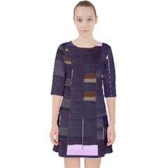 Rakyll Pprof-merge s Main-go Glitch Code Dress With Pockets by HoldensGlitchCode