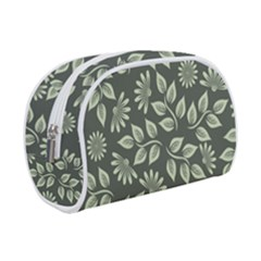Flowers Pattern Spring Nature Makeup Case (small) by HermanTelo