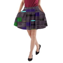 Seymayucer Actiondatasetloader s Gtuaction3d-py Glitch Code Aline Pocket Skirt by HoldensGlitchCode