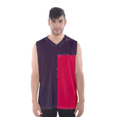 Kubernetes-client Go s Api Client-go Glitch Code Boxy Basketball Tank Top