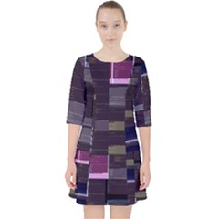 Jonathanlorimer Weft s Parserutils-hs Glitch Code Dress With Pockets by HoldensGlitchCode