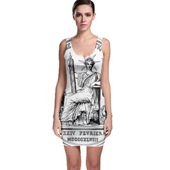 Great Seal Of France Bodycon Dress by abbeyz71