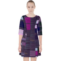 Apache Incubator-iceberg s Testscansummary-java Glitch Code Dress With Pockets by HoldensGlitchCode
