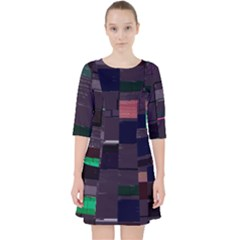 Simonrit Rtk s Rtkximimageio-cxx Glitch Code Dress With Pockets by HoldensGlitchCode