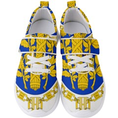 Coat O Arms Of The French Republic Men s Velcro Strap Shoes by abbeyz71