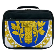 Coat Of Arms Of The French Republic Lunch Bag by abbeyz71