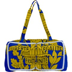 Arms Of The French Republic Multi Function Bag by abbeyz71