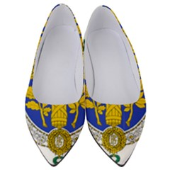 Coat Of Arms Of The French Republic, 1905-1953 Women s Low Heels by abbeyz71