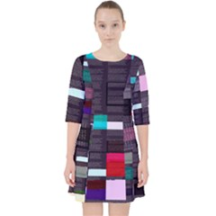 Apache Hbase s License-txt Glitch Code Dress With Pockets by HoldensGlitchCode