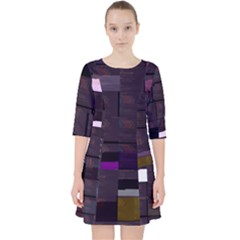 Onx Cih s Cih-1-4-asm Glitch Code Dress With Pockets by HoldensGlitchCode