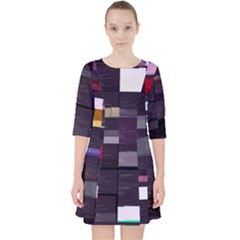 Torvalds Linux s Cpu C Glitch Code Dress With Pockets by HoldensGlitchCode