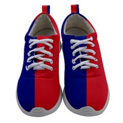 Flag Of Paris Women Athletic Shoes by abbeyz71
