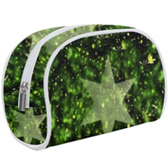Star Blue Star Space Universe Makeup Case (large) by AnjaniArt
