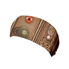 Steampunk Design Yoga Headband