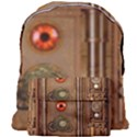 Steampunk Design Giant Full Print Backpack View1