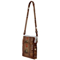 Steampunk Design Multi Function Travel Bag