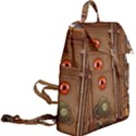 Steampunk Design Buckle Everyday Backpack View2