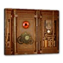 Steampunk Design Canvas 20  x 16  (Stretched) View1