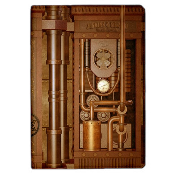Steampunk Design Apple iPad 9.7