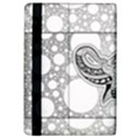 Elegant Mandala Elephant In Black And Wihte Apple iPad Mini 4 Flip Case View4