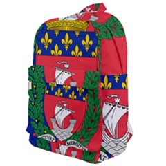 Flag of Paris  Classic Backpack