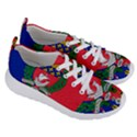 Flag of Paris  Women s Lightweight Sports Shoes View3