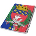 Flag of Paris  5.5  x 8.5  Notebook View2