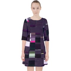 Strickvl Launchschool s Twentyone Rb Glitch Code Dress With Pockets by HoldensGlitchCode