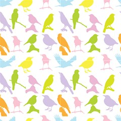 Birds Fabric by TimelessDesigns