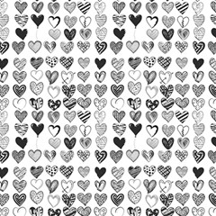 Bold Hearts Fabric by TimelessDesigns