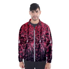 Abstract Background Wallpaper Men s Windbreaker
