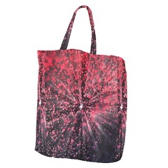 Abstract Background Wallpaper Giant Grocery Tote