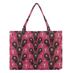 Background Abstract Pattern Medium Tote Bag