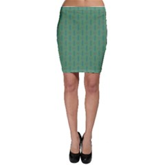 Pattern Background Blure Bodycon Skirt by HermanTelo