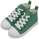 Pattern Background Blure Kids  Mid-Top Canvas Sneakers View2