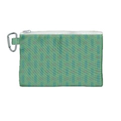 Pattern Background Blure Canvas Cosmetic Bag (medium)