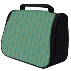 Pattern Background Blure Full Print Travel Pouch (big)