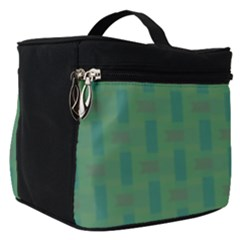 Pattern Background Blure Make Up Travel Bag (small)