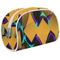 Geometric Gradient Psychedelic Makeup Case (Medium) View1
