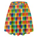 Background Colorful Abstract High Waist Skirt View2