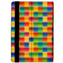 Background Colorful Abstract Apple iPad Mini 4 Flip Case View4