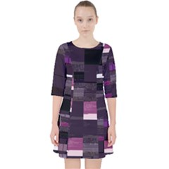 Typedefs s Typedefs Idr Glitch Code Dress With Pockets