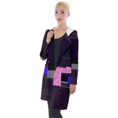 Infection s Infectioncommand-php Glitch Code Hooded Pocket Cardigan by HoldensGlitchCode