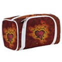Beautiful Heart With Leaves Toiletries Pouch View2