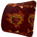 Beautiful Heart With Leaves Seat Cushion View3