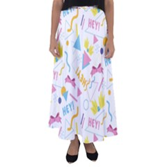 1 Arnold Flared Maxi Skirt