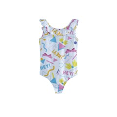 1 Arnold Kids  Frill Swimsuit