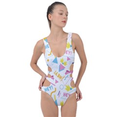1 Arnold Side Cut Out Swimsuit