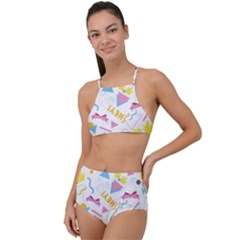 1 Arnold High Waist Tankini Set