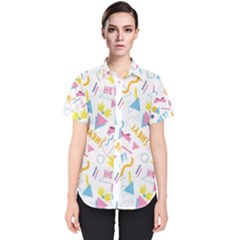 1 Arnold Women s Short Sleeve Shirt